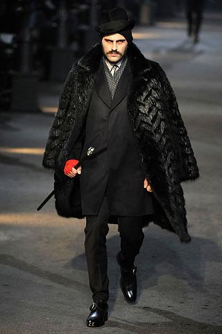 Alexander McQueen Fall/Winter 2009