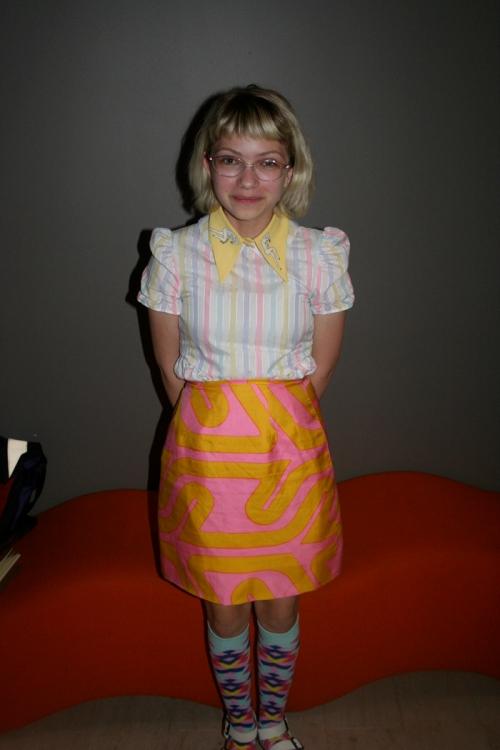 Tavi, The Sassy Wunderkind  Dressed For Dinner-3888